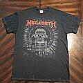 Megadeth 2013 Collider  TShirt or Longsleeve