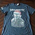 Megadeth - TShirt or Longsleeve - Megadeth 2016 Thrashing Through the Snow
