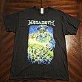 Megadeth - TShirt or Longsleeve - Megadeth 2018 Checkmate World Tour