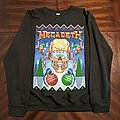 Megadeth 2014 Ugly Christmas Sweater