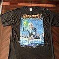Megadeth - TShirt or Longsleeve - Megadeth 2010 RiP 20th Anniversary Cover TD