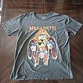 Megadeth - TShirt or Longsleeve - Megadeth 2020 RiP 30th Faces Reprint