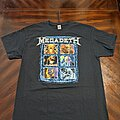 Megadeth - TShirt or Longsleeve - Megadeth 2020 Vic Grid Slim Fit
