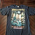 Megadeth - TShirt or Longsleeve - Megadeth 2009 The Right to go Insane