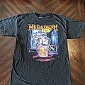 Megadeth - TShirt or Longsleeve - Megadeth 2021 Hangar 18 reissue