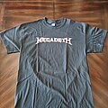 Megadeth 2020 Unhinged