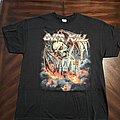 Overkill - TShirt or Longsleeve - Overkill 2013 Anaheim