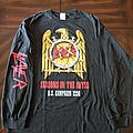 Slayer 1990 Eagle Tour Dates LS