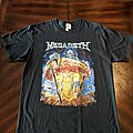 Megadeth - TShirt or Longsleeve - Megadeth 2012 Exploding Hourglass TD parking lot