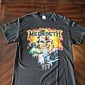 Megadeth - TShirt or Longsleeve - Megadeth 2007 Gears of War