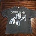 Megadeth - TShirt or Longsleeve - Megadeth 1992 Faces