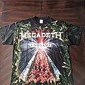 Megadeth - TShirt or Longsleeve - Megadeth 2009 Endgame Allover