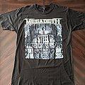 Megadeth - TShirt or Longsleeve - Megadeth 2014 SBtS Lyrics