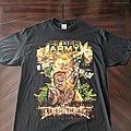 Megadeth - TShirt or Longsleeve - Megadeth 2011 Cyber Army