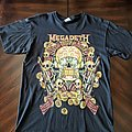 Megadeth - TShirt or Longsleeve - Megadeth 2012 Guns, Drugs & Money TD