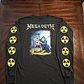 Megadeth 2020 Father Time LS