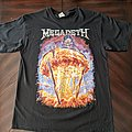 Megadeth - TShirt or Longsleeve - Megadeth 2012 CtE 20th Father Time TD