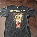 Megadeth - TShirt or Longsleeve - Megadeth 2013 Gihantour Tiger TD