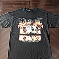 Megadeth - TShirt or Longsleeve - Megadeth 2007 Blessed are the Dead TD