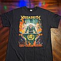 Megadeth - TShirt or Longsleeve - Megadeth 2017 New World Order TD