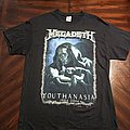 Megadeth 2014 Youthanasia 20th Anniversary Father Vic