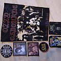 Collection of Black Sabbath and Ozzy Osbourne
