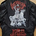 ARCHGOAT - Battle Jacket - Painted leather jacket