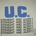 Uniform Choice - Straight and Alert