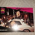 Hericane Alice Signed Rockcard Other Collectable