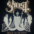 Ghost - Black to the future TShirt or Longsleeve