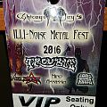 Illi-Noise Metal Fest VIP Badge Other Collectable