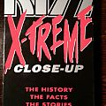 Kiss Xtreme Close up Other Collectable