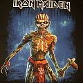 Iron maiden book of souls tour TShirt or Longsleeve