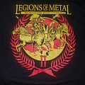 Legions of Metal II fest shirt