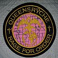 Queensryche - Rage for Order patch