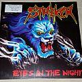 Striker - Eyes in the Night Red vinyl limit 100 (sealed)