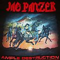 Jag Panzer - TShirt or Longsleeve - Jag Panzer Ample Destruction