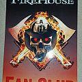 Firehouse Fan Club Badge
