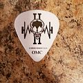 Kieran Robertson operation mindcrime guitar pick Other Collectable