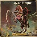 Grim Reaper - See You in Hell (Signed)