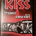 Kiss The Lost Concert 1976 Other Collectable