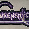 Queensryche EP Logo Patch Large