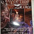 Mortiis The Grudge Signed Poster Other Collectable