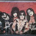 Kiss tapestry Other Collectable