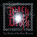 Black Death - The Return of the Iron Messiah (signed) Tape / Vinyl / CD / Recording etc