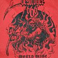 Destroyer 666 - Wildfire TShirt or Longsleeve