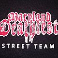 Maryland Deathfest Street Team