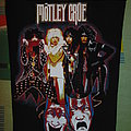Mötley Crüe backpatch #1