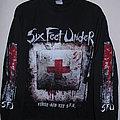 Six Feet Under - TShirt or Longsleeve - Six Feet Under - First-Aid Kit S.F.U.