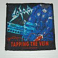 Sodom - Tapping The Vein Patch